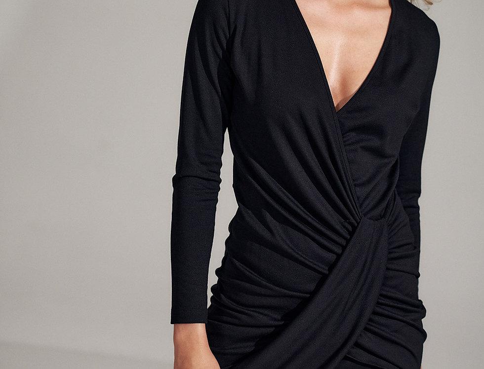 Dress M734 Black