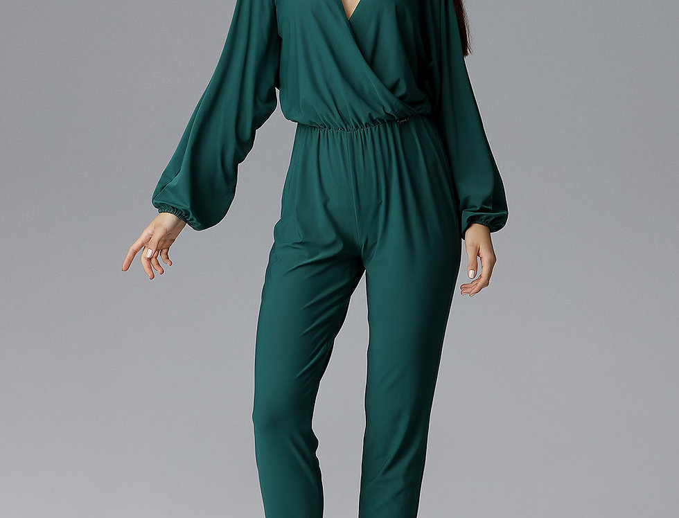 Jumpsuit M620 Green