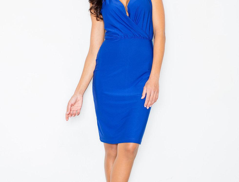 Dress M135 Blue
