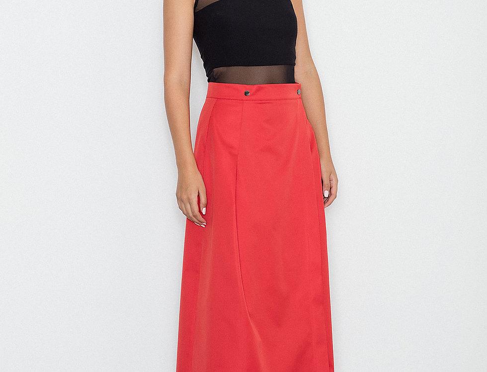 Skirt M554 Red