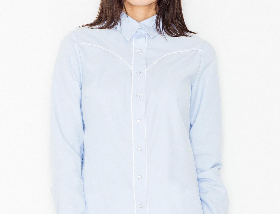 Shirt M492 Blue