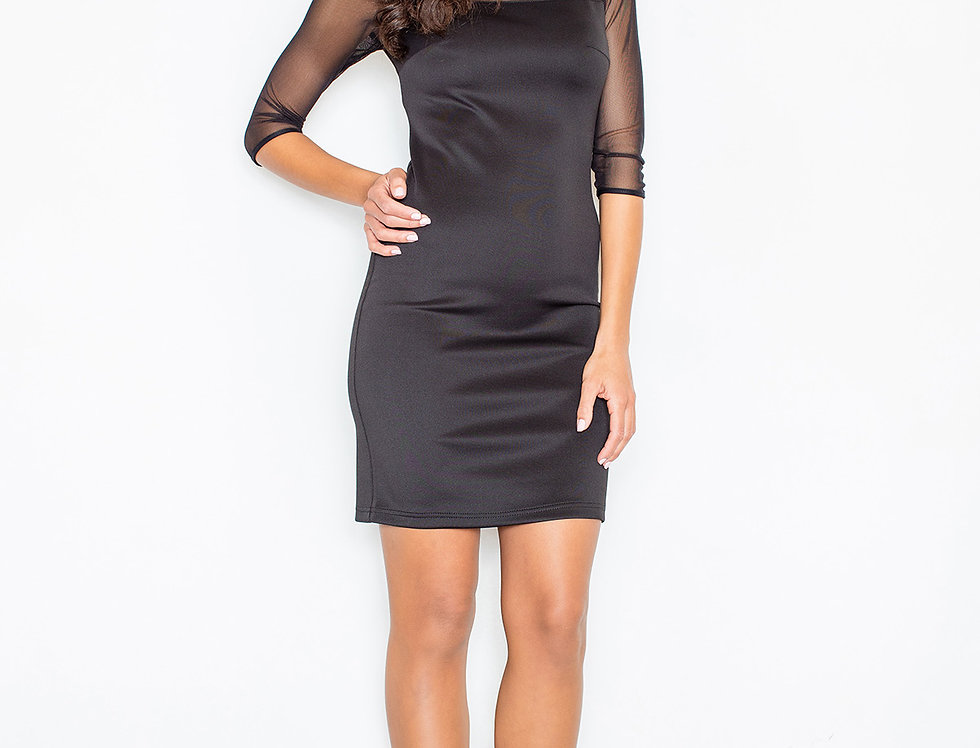 Dress M237 Black