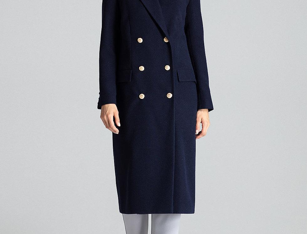 Coat M681 Navy