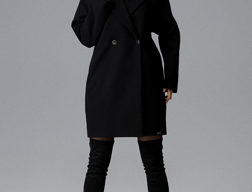 Coat M625 Black
