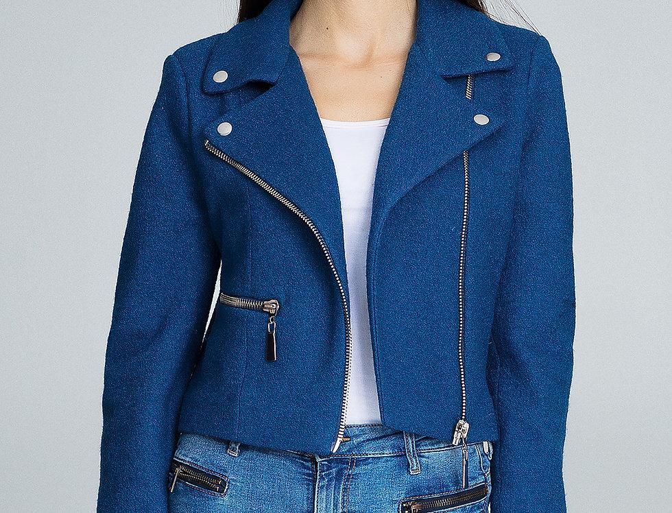 Jacket M607 Blue