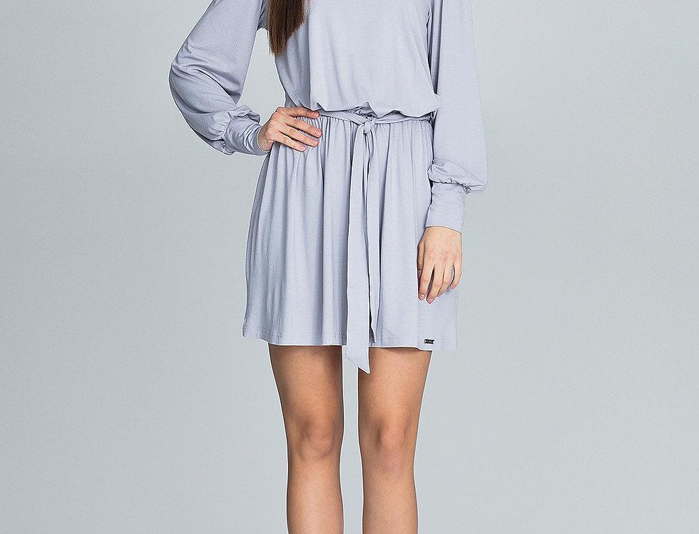 Dress M576 Grey
