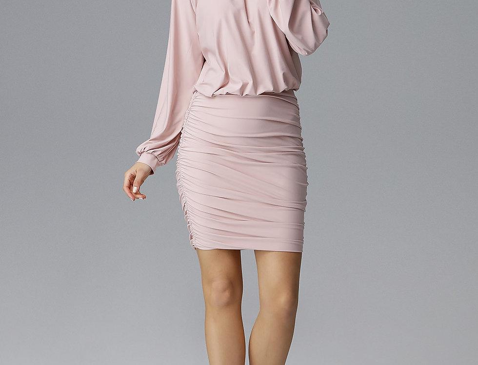 Dress M635 Pink
