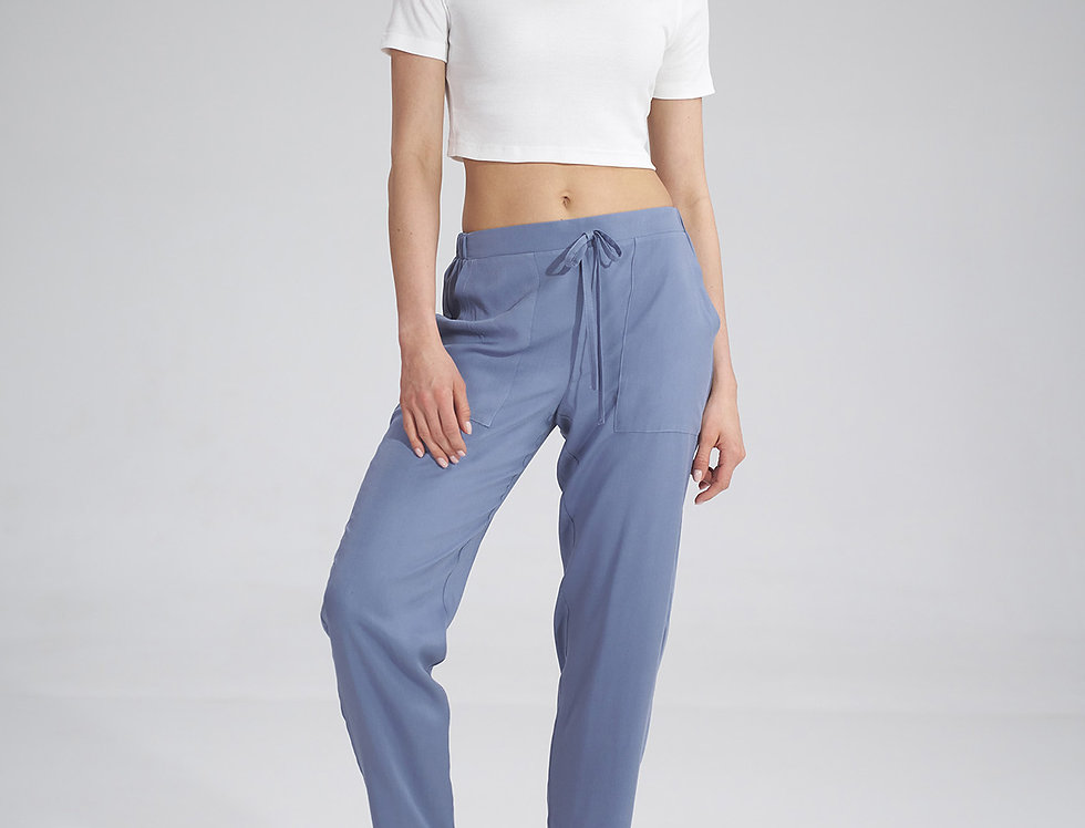 Trousers M765 Blue