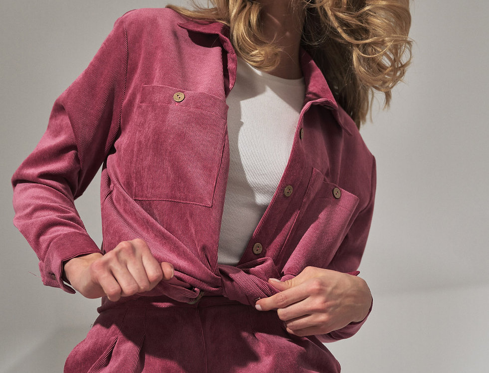 Shirt M747 Pink