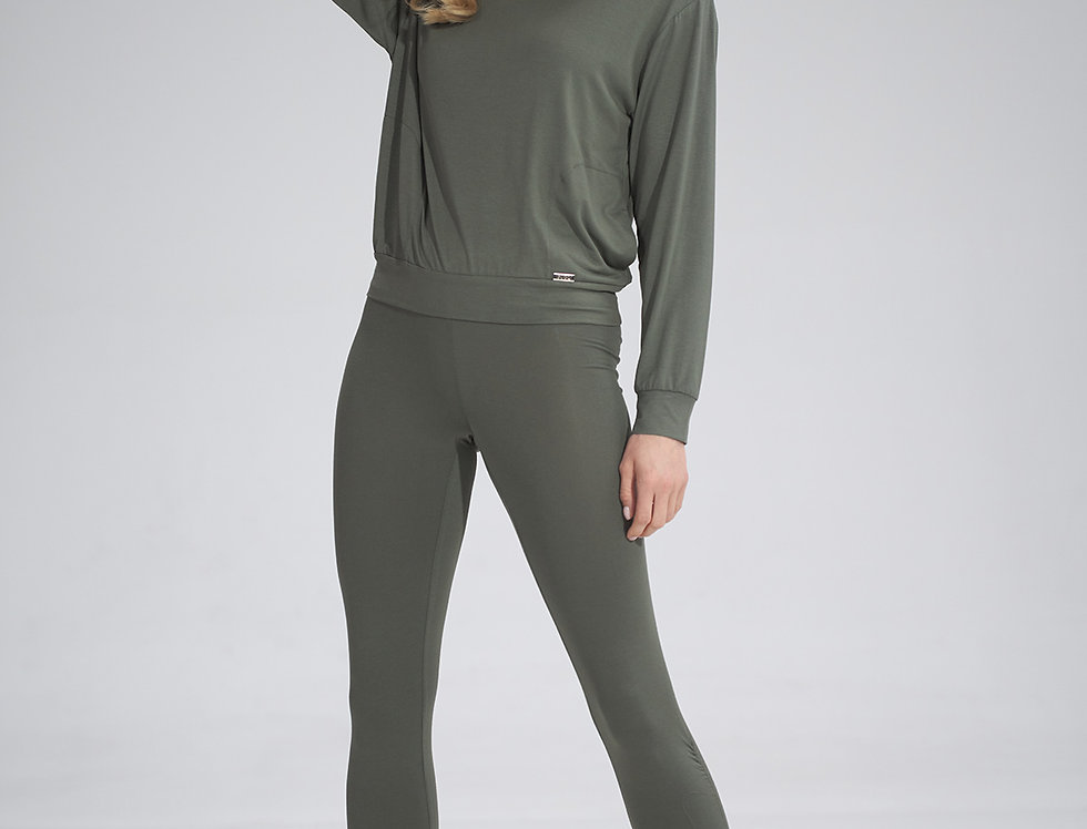 Trousers M773 Olive Green