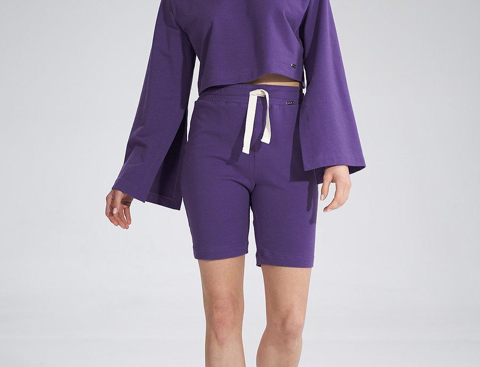 Trousers M772 Violet