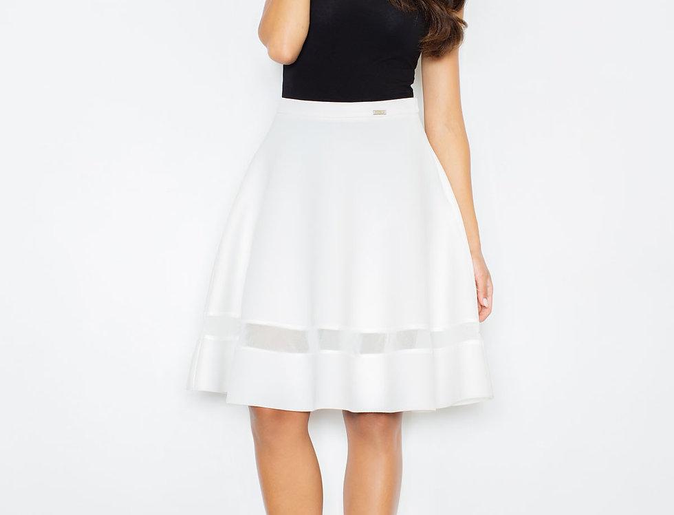 Skirt M367 Ecru