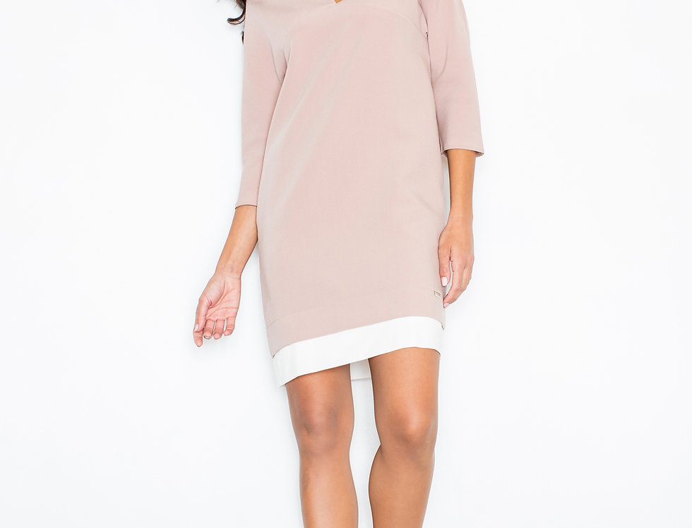 Dress M333 Pink