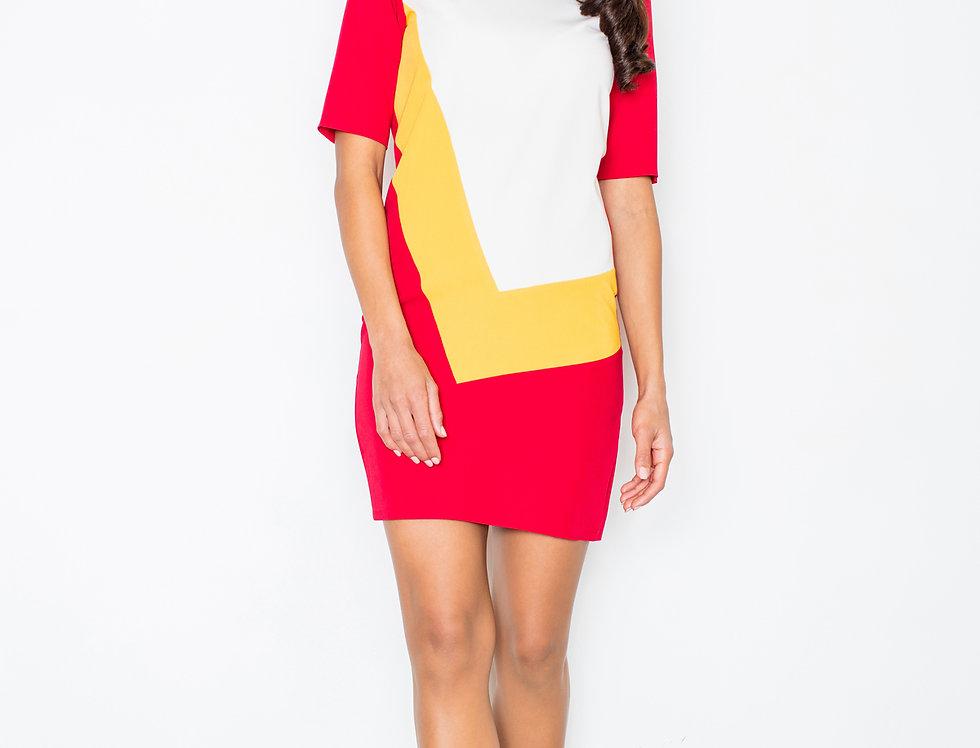Dress M118 Red