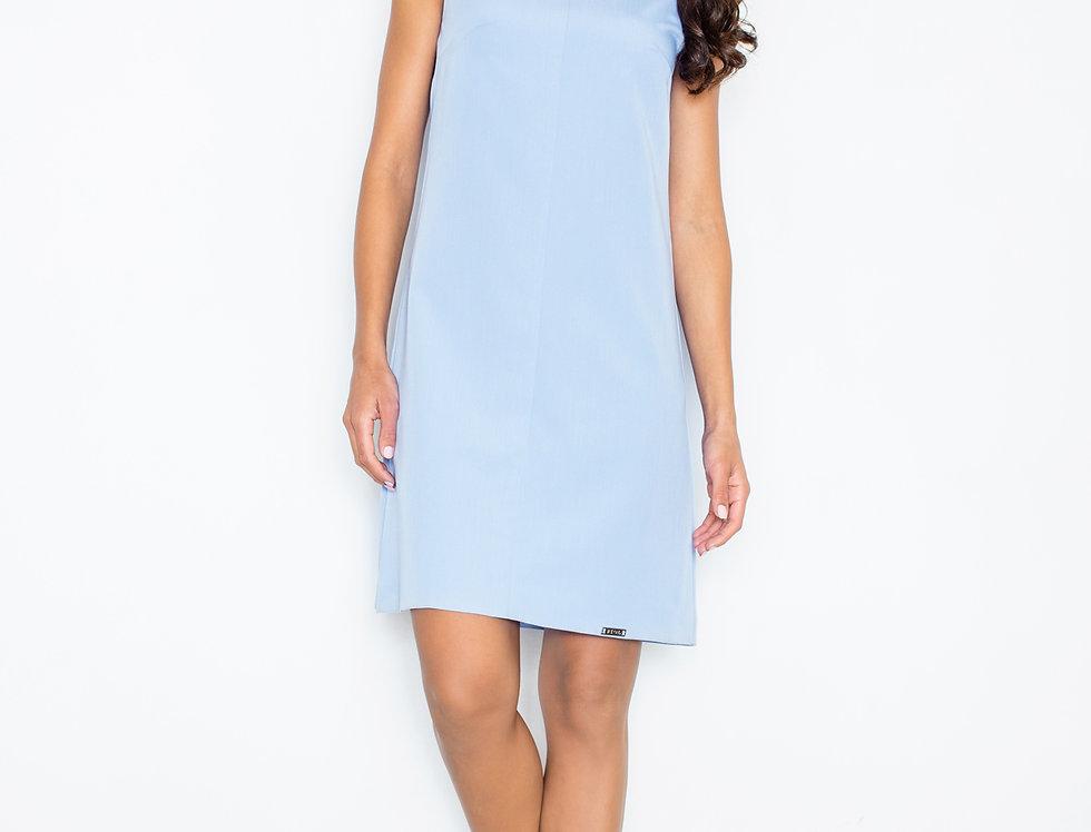 Dress M299 Blue