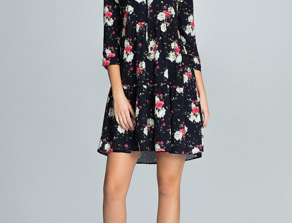 Dress M598 Pattern 75