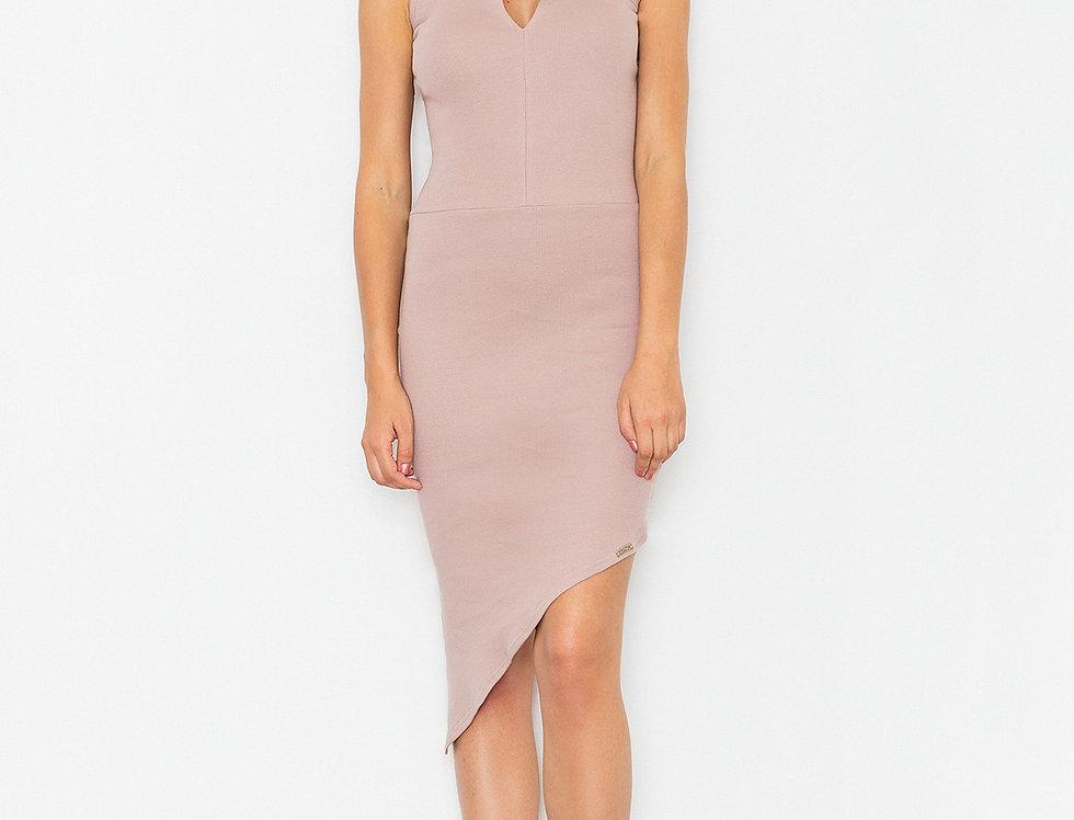 Dress M486 Pink