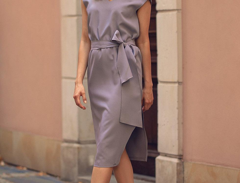 Dress M674 Grey
