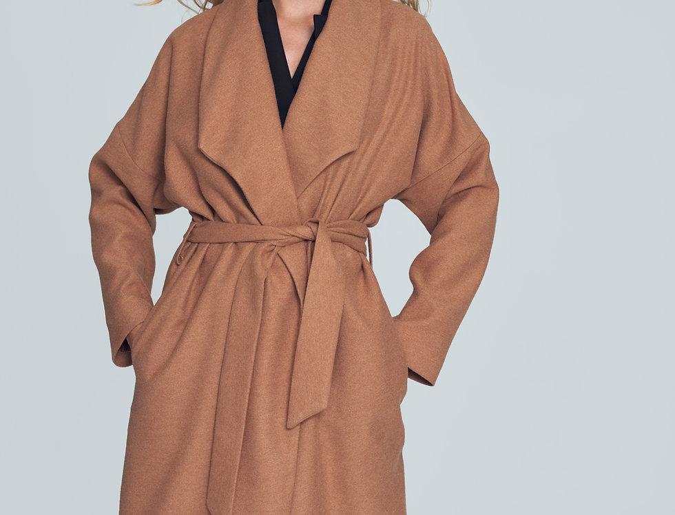 Coat M713 Beige