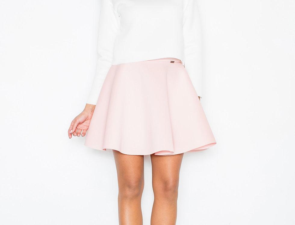 Skirt M340 Pink