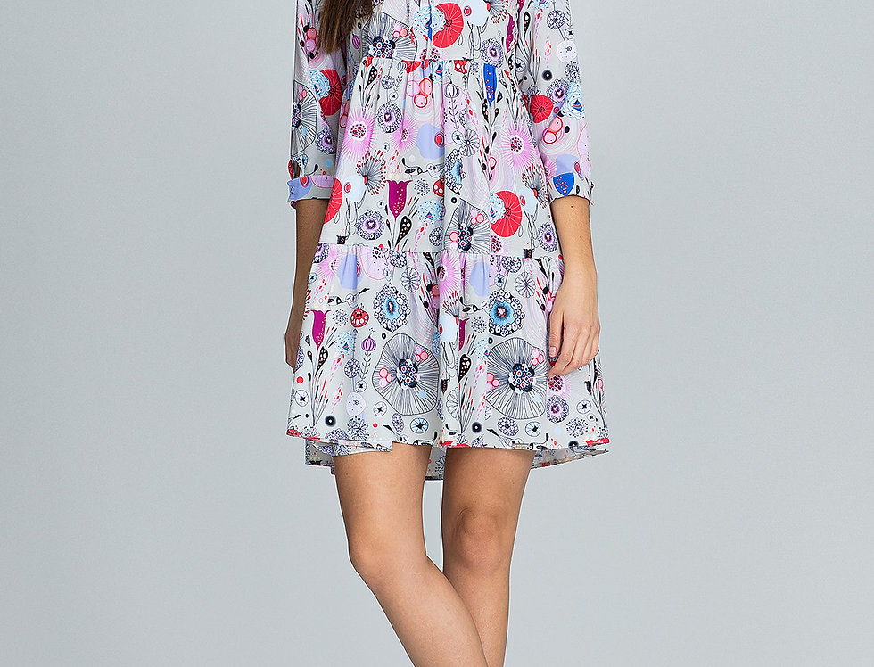 Dress M598 Pattern 73