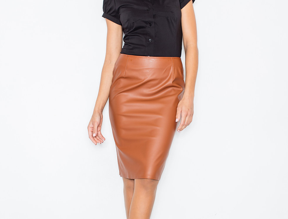 Skirt M183 Brown