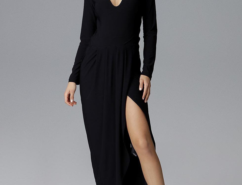 Dress M636 Black