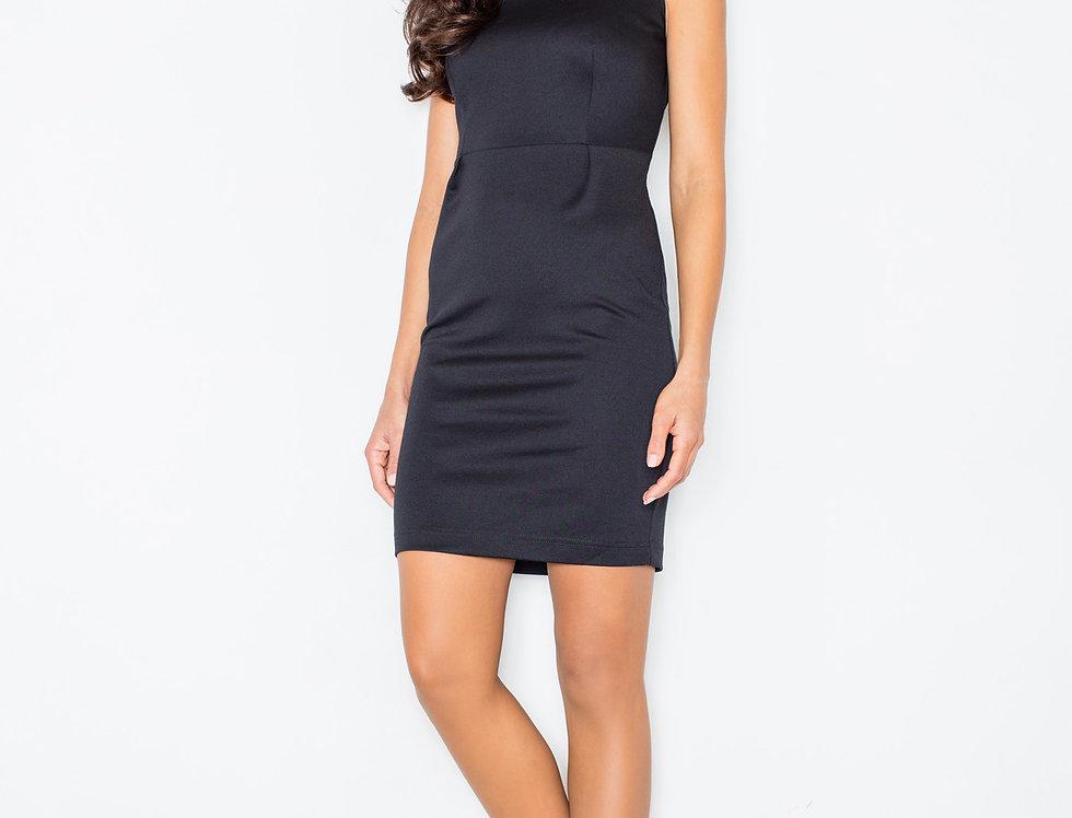 Dress M079 Black