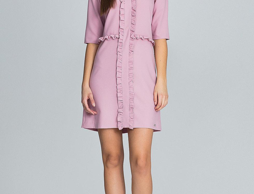 Dress M618 Pink