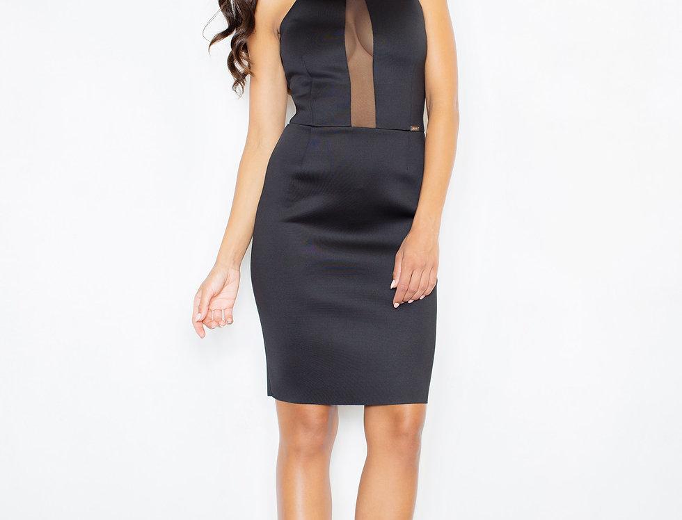 Dress M372 Black