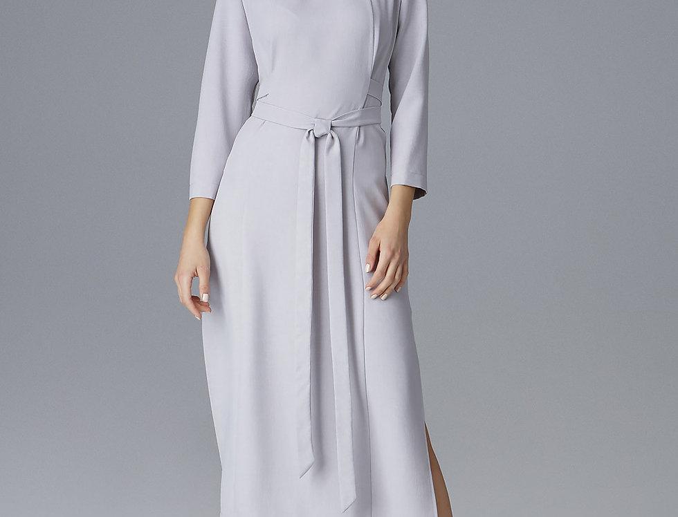 Dress M631 Grey