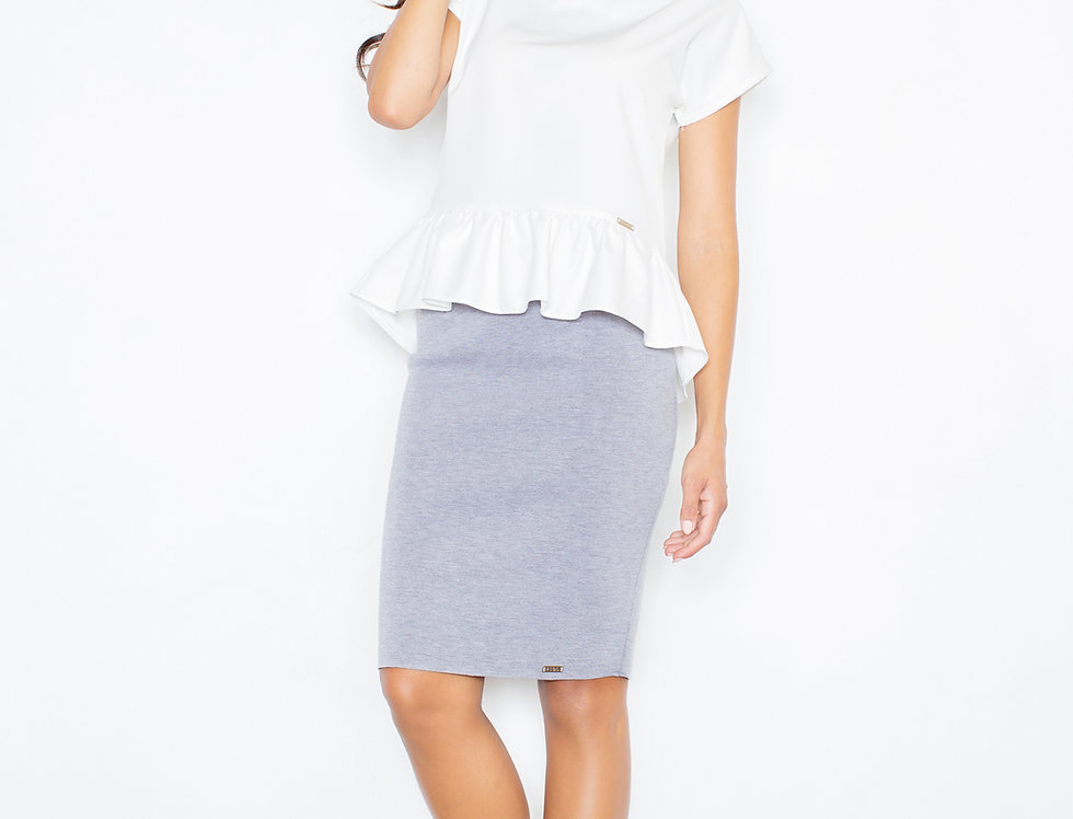 Skirt M359 Grey