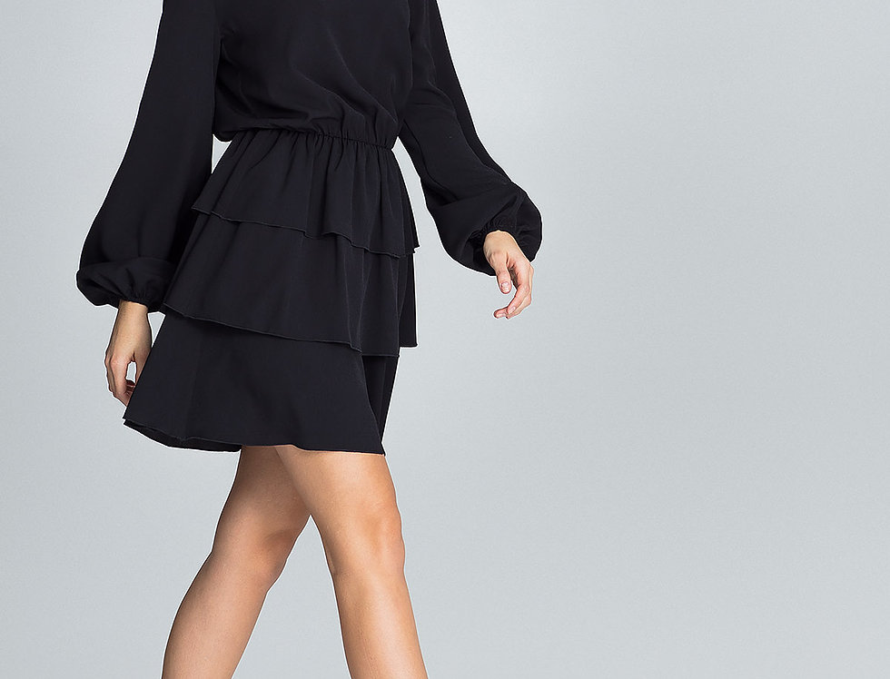 Dress M601 Black
