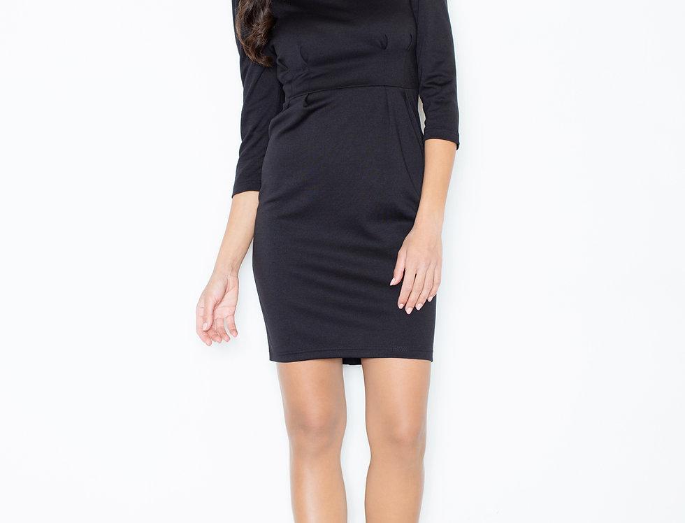 Dress M082 Black
