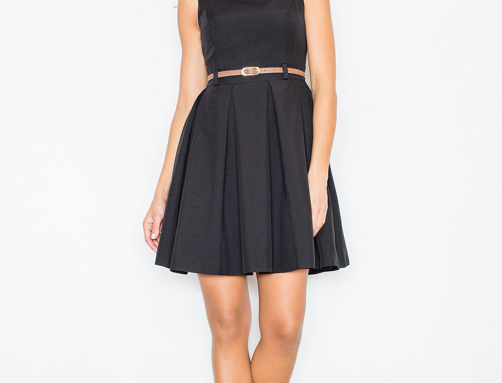 Dress M083 Black