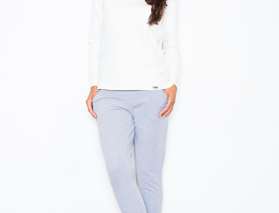 Trousers M338 Grey