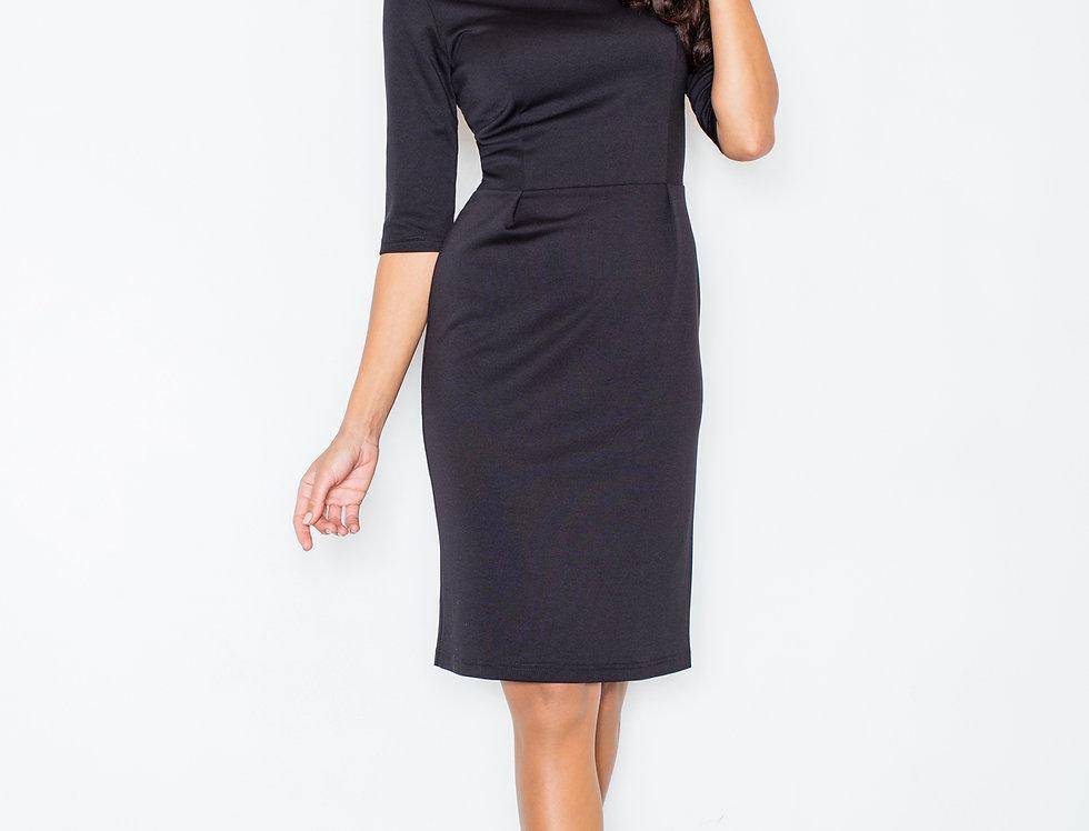 Dress M202 Black