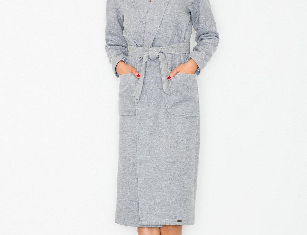 Coat M532 Grey