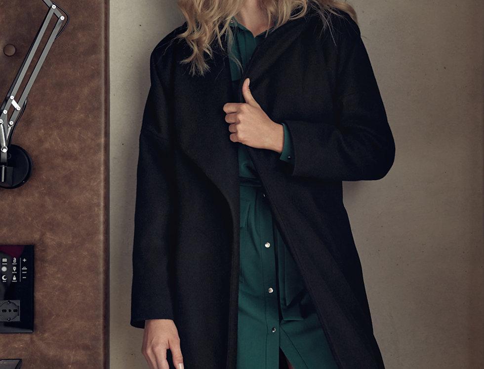 Coat M713 Black