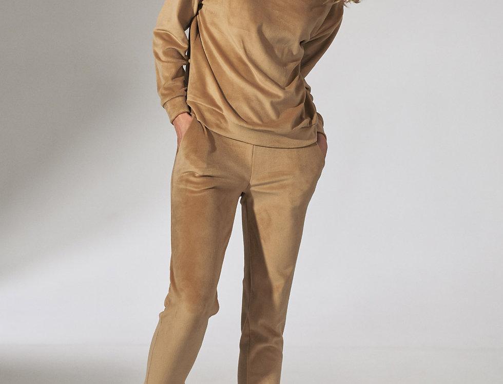 Trousers M746 Beige