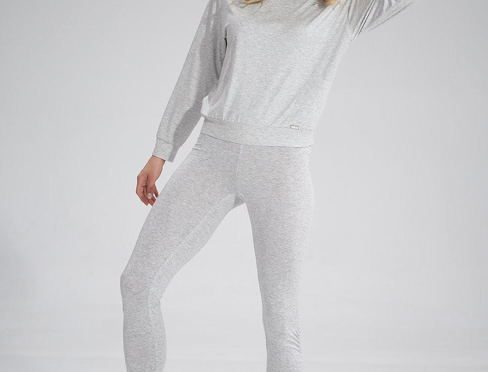 Trousers M773 Light Grey