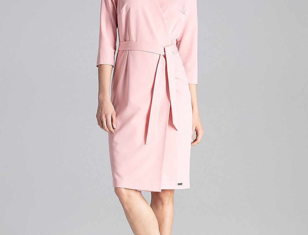 Dress M654 Pink