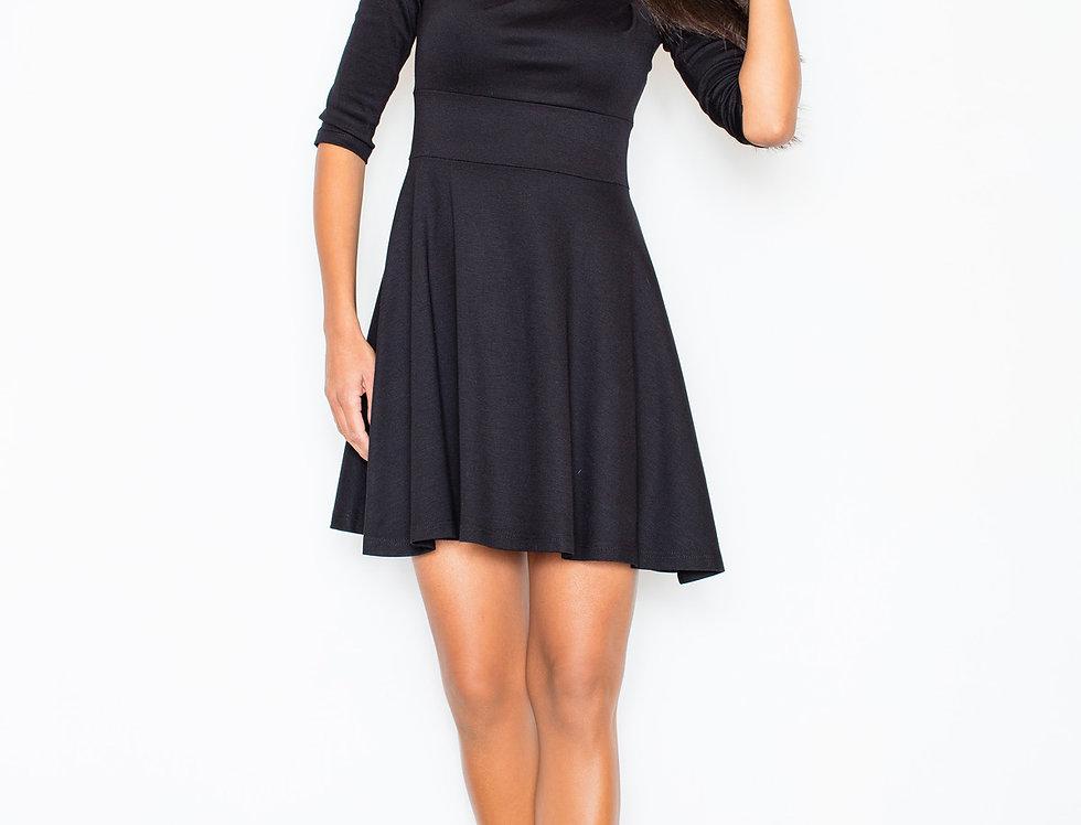 Dress M081 Black