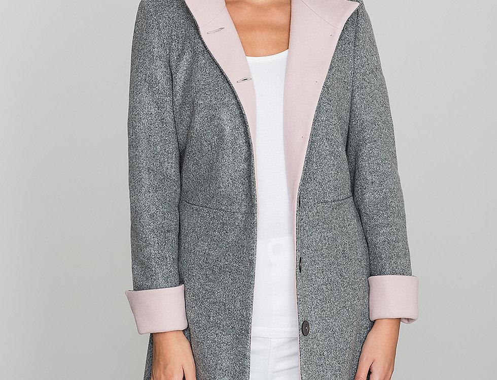 Coat M588 Grey