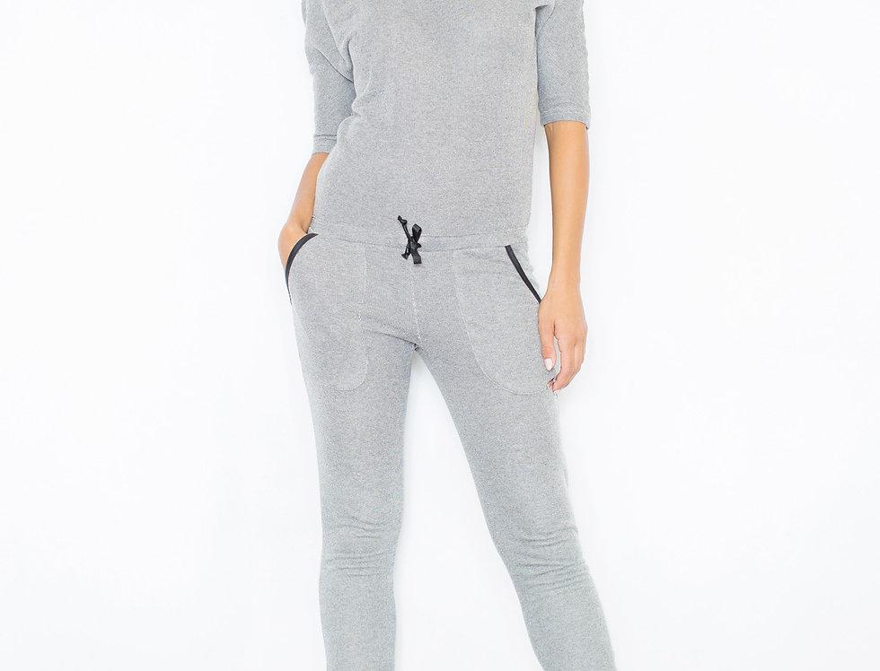 Jumpsuit M356 Dark grey