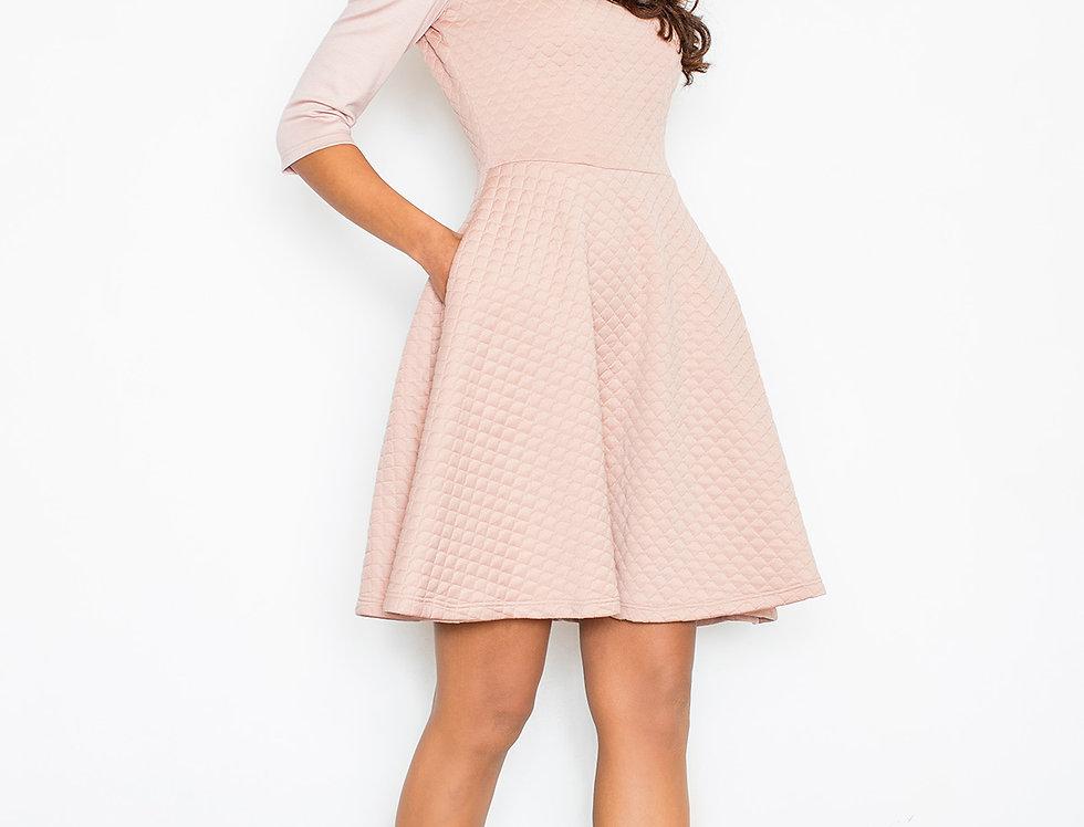 Dress M235 Pink