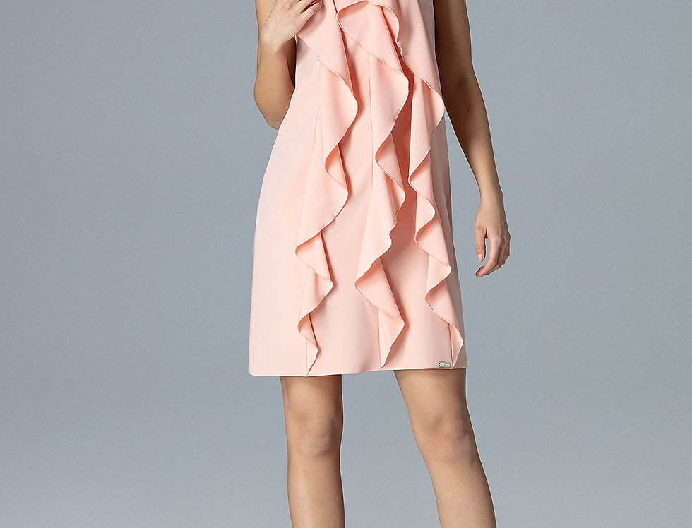 Dress M622 Pink