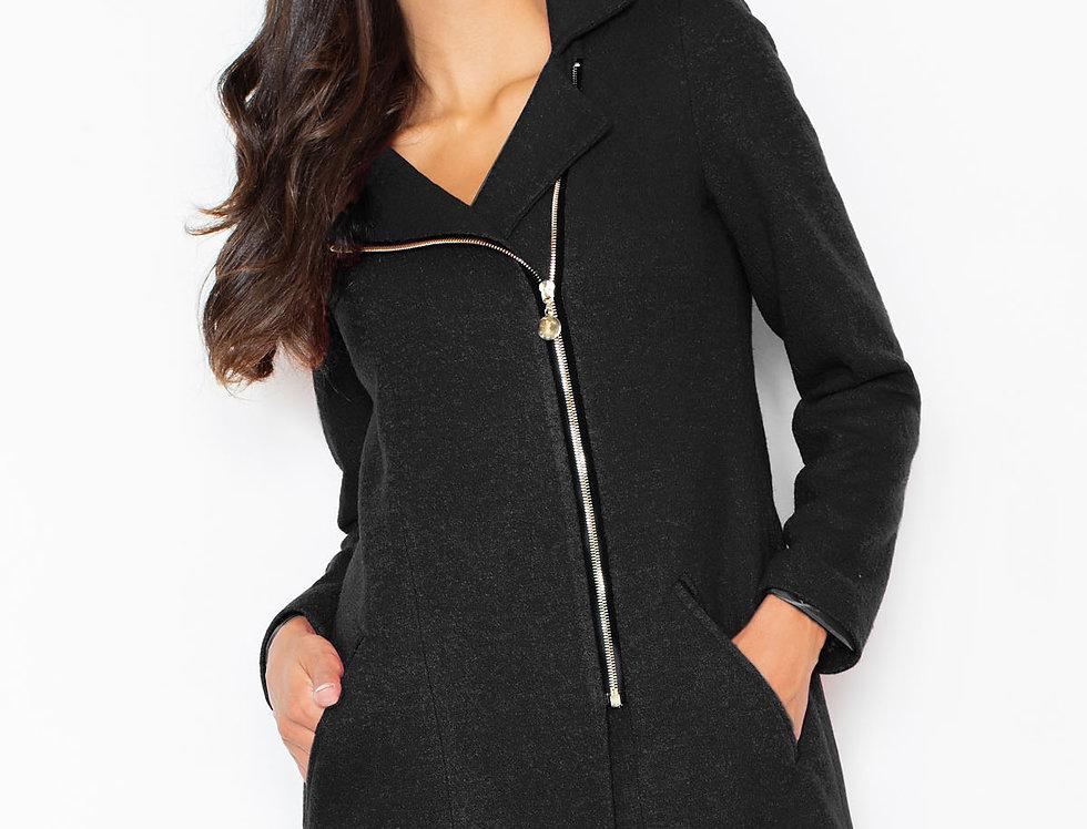 Coat M405 Black
