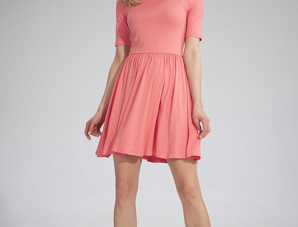 Dress M751 Coral