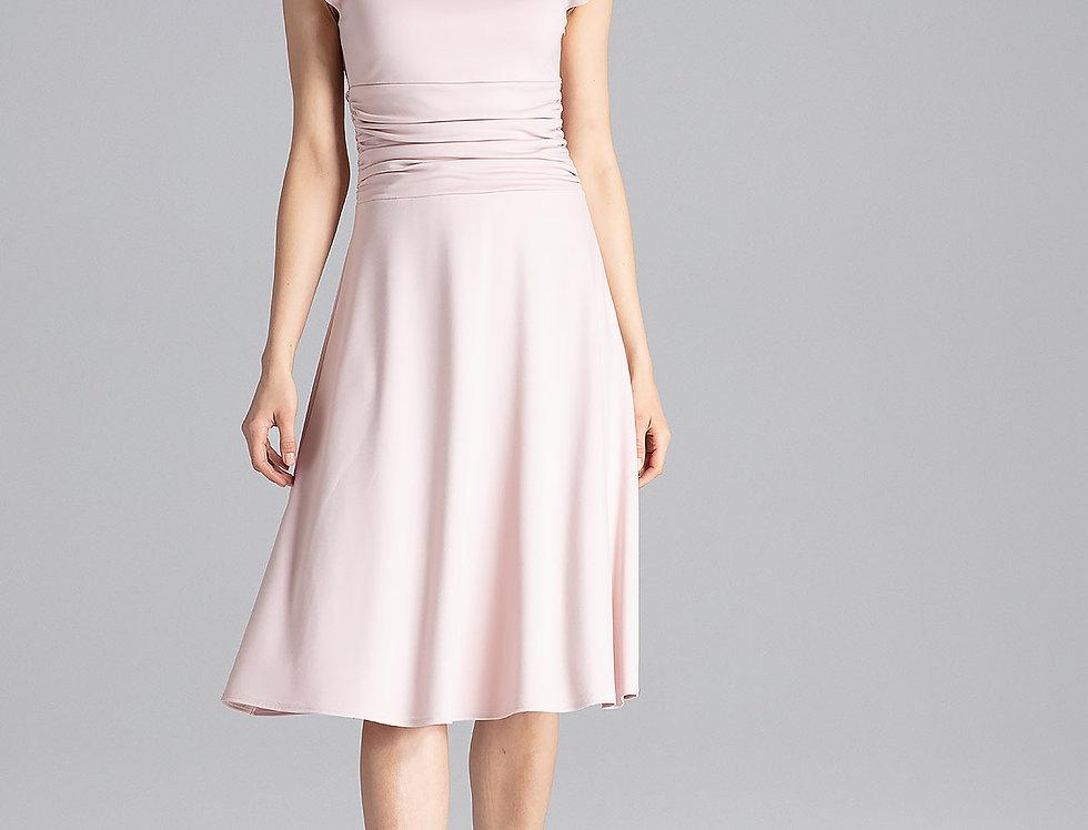 Dress M660 Pink